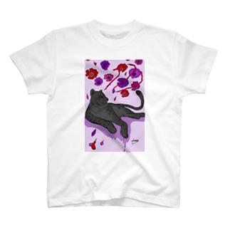 花に嵐 T-shirts