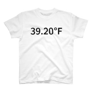 39.20 ℉ T-shirts