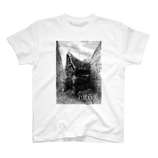 自走礼拝堂 T-shirts