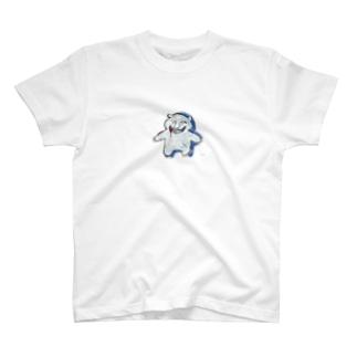 スプラッターしろくま君 T-shirts