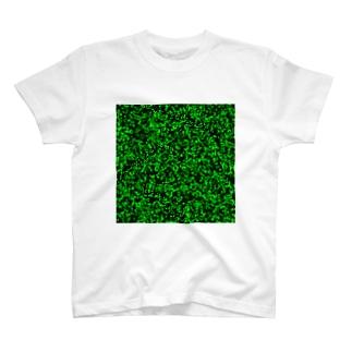 Game of Life(Black&Green)_01 T-shirts