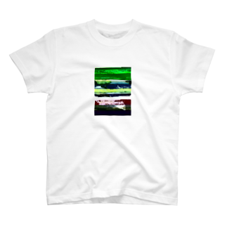 レオナのGlitch(Stream) T-shirts