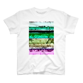 Glitch(SAKURA) T-shirts