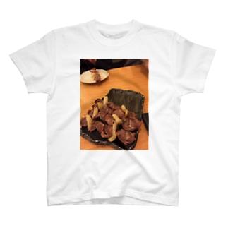 焼き鳥シリーズ T-shirts