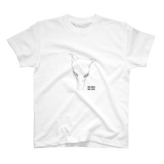 NO DOG,NO LIFE T-shirts