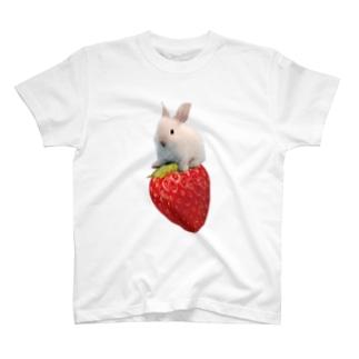 うさいちご T-shirts