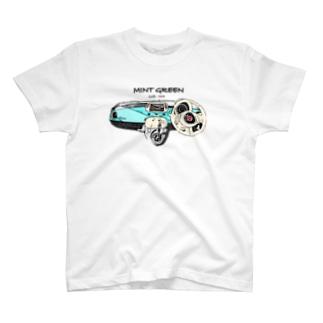 ミントチンク コックピット T-shirts