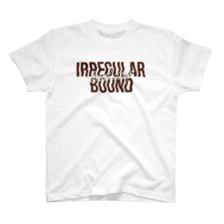 和製英語イレギュラーバウンドTシャツ T-Shirt