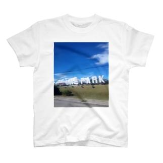 THE PARK T-shirts