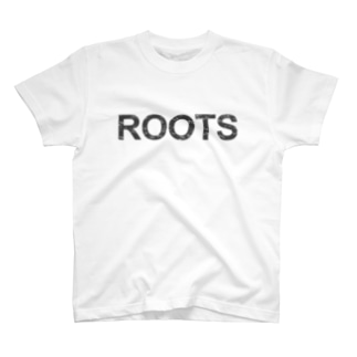ROOTS公式 Tシャツ