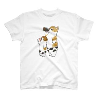 Milkにゃん T-shirts