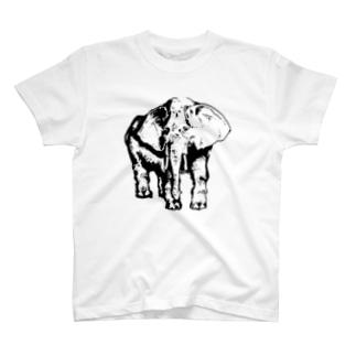 象之画 T-shirts