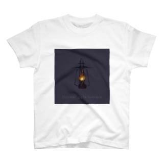 ランタン Tシャツ T-shirts