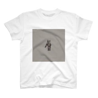 朽ちる Tシャツ T-shirts