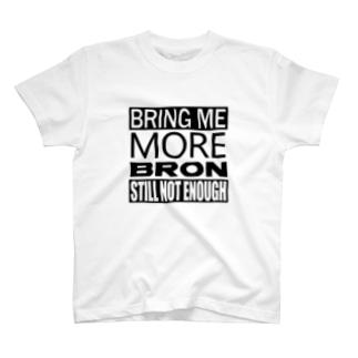 ブリング・ミー・ブロン T-shirts