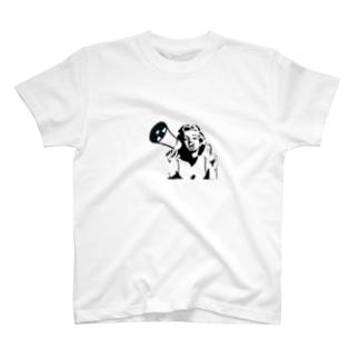 ⑲モンロー展開 T-shirts