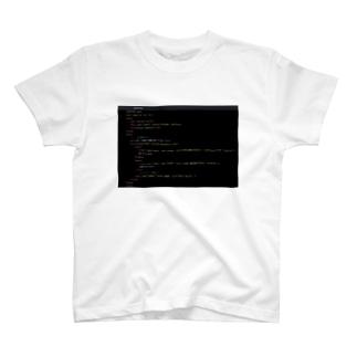 社畜フォーム T-shirts