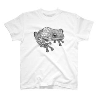 Frog / カエル T-shirts