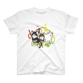 3 Chihuahuas T-shirts
