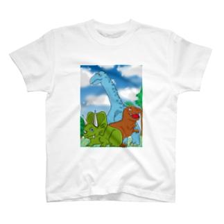 だいなそー T-shirts