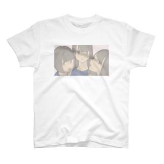 3名さま T-shirts