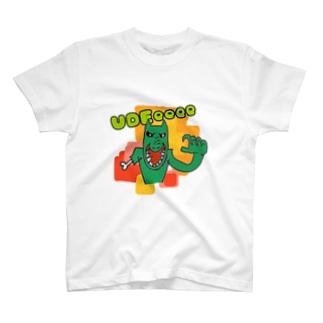 腕もげエイリアン T-shirts