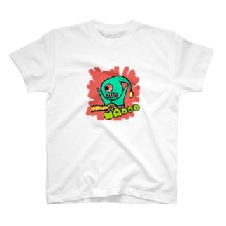 光線エイリアン T-shirts
