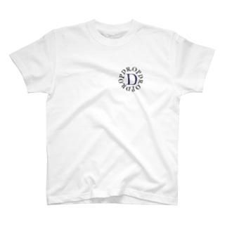 drop T-shirts