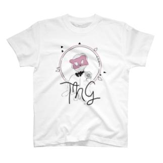 【TNG部】ピンク T-Shirt