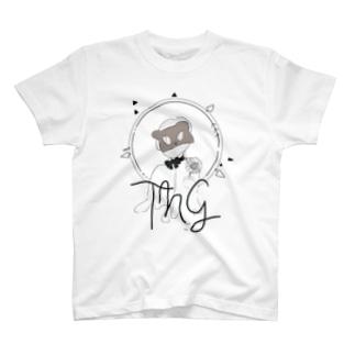 【TNG部】茶色 T-Shirt