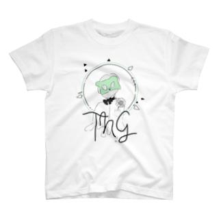 【TNG部】パステルグリーン T-Shirt