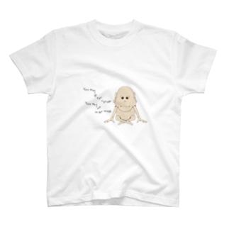 Gandhi fan T-shirts