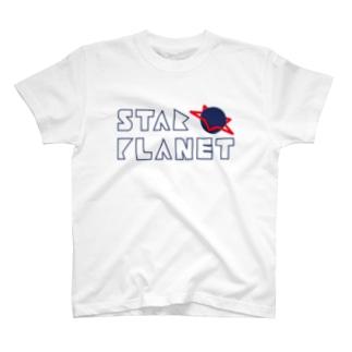 STAR PLANET T-shirts