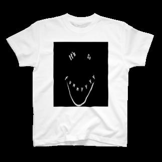 GAKU style のfunny:) T-shirts