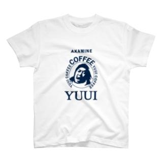 ぴかぴかちゃんねるのグッズショップの赤峰優位グッズ②淡色 T-Shirt