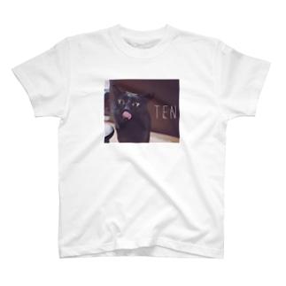 天☆ぺろ T-shirts