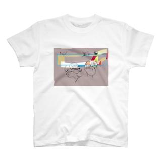 通抜 T-Shirt