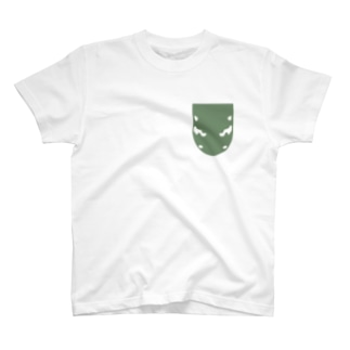 Always with Bugs/甲虫ポケット/ニワハンミョウTシャツ T-shirts