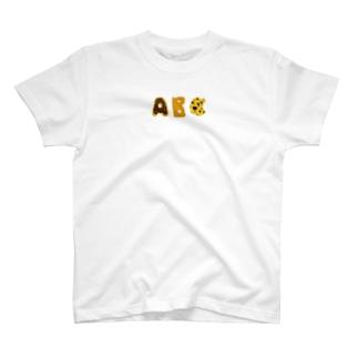 おやつABC T-shirts