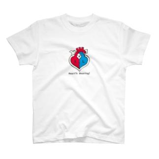 心弾む T-shirts