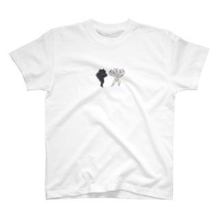 天空☆マッチョ T-shirts