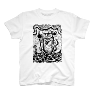 Waka rat  T-shirts
