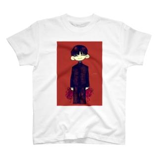彼岸花むしるくん T-Shirt