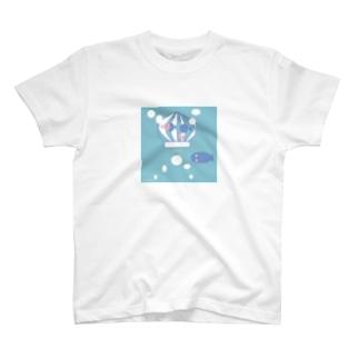 真珠の海🐟 T-shirts