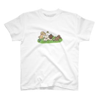 わんころころ T-shirts