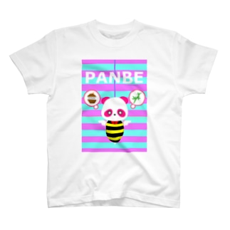 【PANBE】パンビ T-shirts