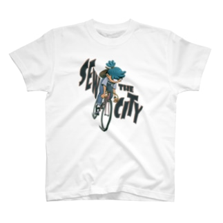 """SEW the CITY"" T-shirts"