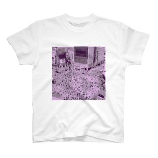 私の渋谷。 T-shirts