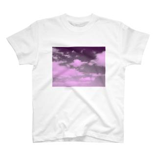 お空。 T-shirts
