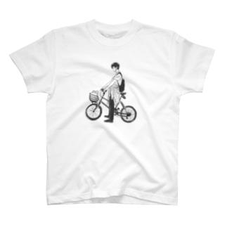 Tシャツ【チャリンコ男子】 T-Shirt